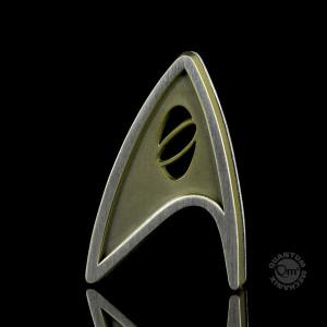 Star Trek Beyond Science Badge
