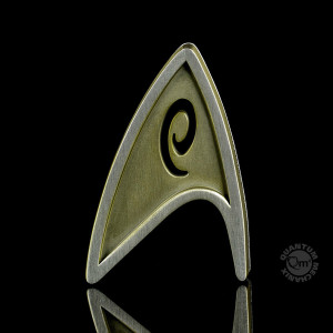 Star Trek Beyond Operations Badge