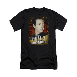 Star Trek The Next Generation Fully Functional T-Shirt