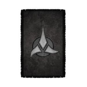 Star Trek Klingon Empire Woven Throw [36 x 58]