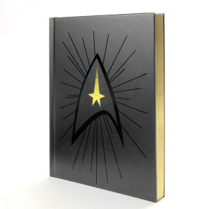 Star Trek The Original Series Captain's Log Journal
