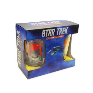 Star Trek Uniforms & Equipment Pint Glasses [set of 2]