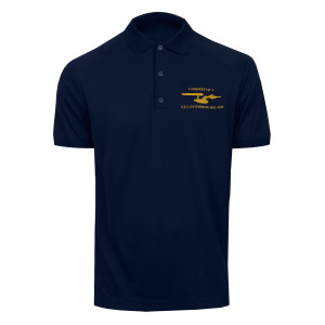 Star Trek USS Enterprise Crew Members Polo