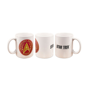 Star Trek Starfleet Academy Command 11oz Mug