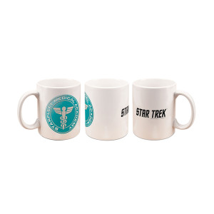 Star Trek Starfleet Academy Medical 11oz Mug