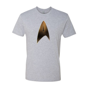 Star Trek Discovery Delta Shield T-Shirt