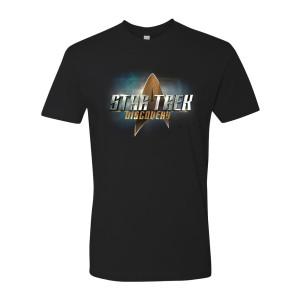 Star Trek Discovery Logo T-Shirt