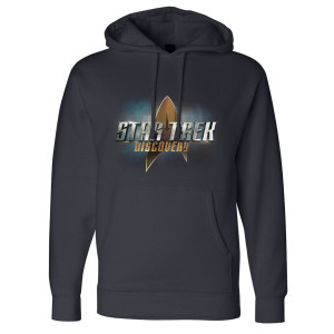Star Trek Discovery Pullover Hoodie