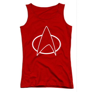 Star Trek The Next Generation Delta Women's Tank