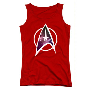 Star Trek The Original Series Space Delta Women's Tank