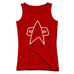 Star Trek Voyager Delta Women's Tank