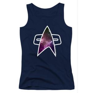 Star Trek Voyager Space Delta Women's Tank