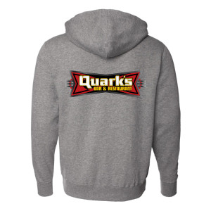 Star Trek Deep Space 9 Quark's Bar & Restaurant Hoodie
