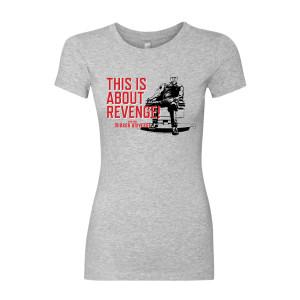 Star Trek Mirror Universe Picard Women's Slim Fit T-Shirt