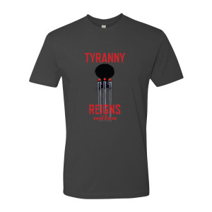 Star Trek Mirror Universe Tyranny Enterprise T-Shirt