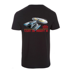 Star Trek Mirror Universe Enterprise T-Shirt