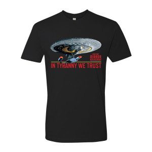 Star Trek Mirror Universe Enterprise T-Shirt