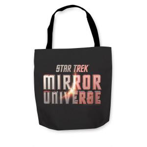 Star Trek Mirror Universe Logo Tote