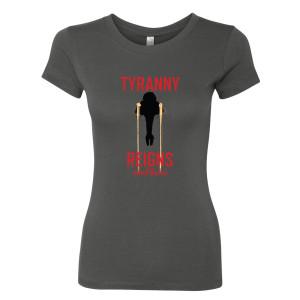 Star Trek Mirror Universe Cardassian Women's Slim Fit T-Shirt