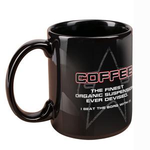 Star Trek Voyager Coffee Suspension 11oz. Mug