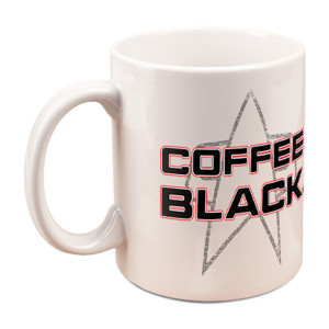 Star Trek Voyager Coffee Black 11oz. Mug