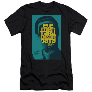 Star Trek The Next Generation Elementary, Dear Data T-Shirt