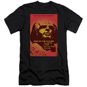 Star Trek The Next Generation Sins of the Father T-Shirt