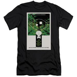 Star Trek The Next Generation The Best of Both Worlds, Part I T-Shirt