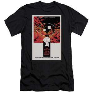 Star Trek The Next Generation The Best of Both Worlds, Part II T-Shirt