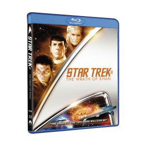 Star Trek II: The Wrath Of Khan Blu-ray