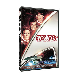 Star Trek VI: The Undiscovered Country DVD