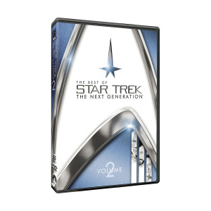 The Best Of Star Trek: The Next Generation - Volume 2 DVD