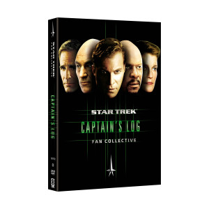 Star Trek: Fan Collective - Captain's Log DVD