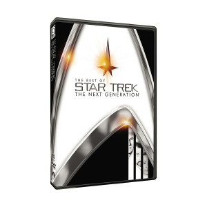 The Best Of Star Trek: The Next Generation DVD