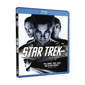 Star Trek (2009) Blu-ray