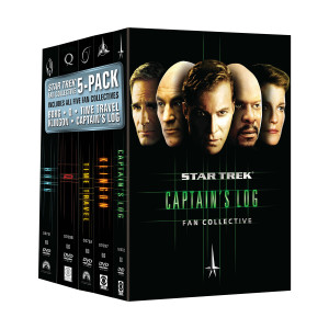 Star Trek: Fan Collective 5-Pack DVD
