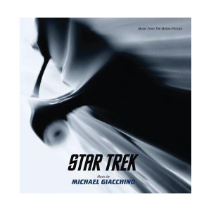 Star Trek: Music From the Motion Picture CD