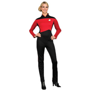 Star Trek The Next Generation Command Uniform