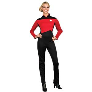 Star Trek The Next Generation Command Uniform