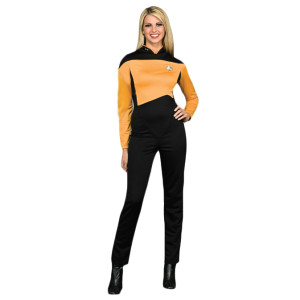 Star Trek The Next Generation Operations Women's Uniform