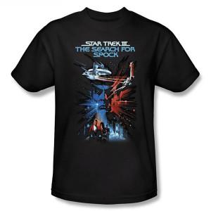 Star Trek Search for Spock T-Shirt