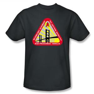 Star Trek Starfleet Academy T-Shirt