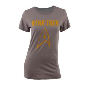 Star Trek Vintage Logo Women's T-Shirt