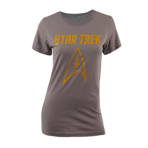 Star Trek Vintage Logo Women's T-Shirt