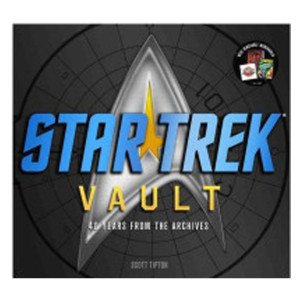 Star Trek Vault: 40 Years from the Archives (Hardcover) Book