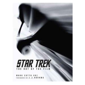 Star Trek: The Art of the Film (Hardcover) Book