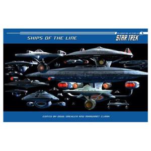 Star Trek Ships of the Line (Hardcover) Book