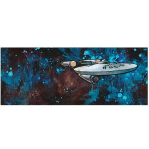 Star Trek Boldly Go Poster [14x36]