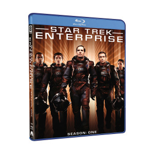 Star Trek: Enterprise - Season 1 Blu-ray
