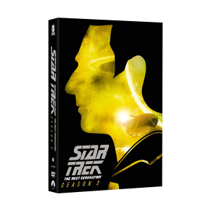 Star Trek: The Next Generation - Season 2 DVD